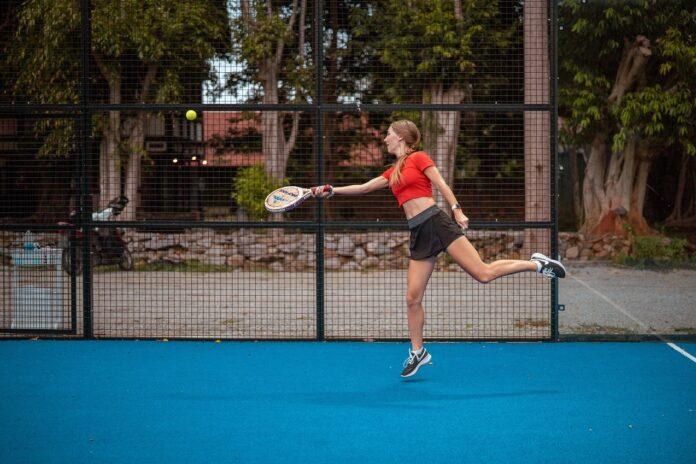 padel tennis regler